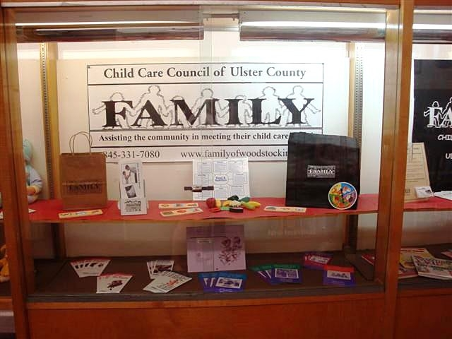 CCC Display at Kgn Library