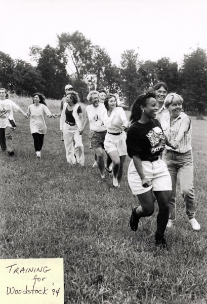 Woodstock 94 Training