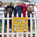 Kingston Cares Community Garden